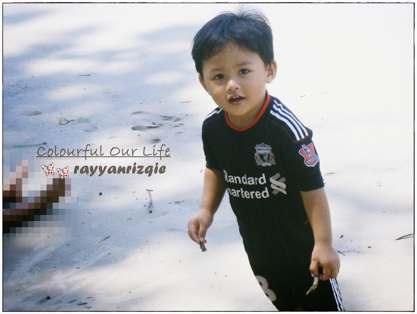 Rayyan - Colourful Our Life