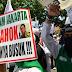 Wartawan : Polisi Anarkis!! Massa FPI Ditembaki, Ditangkapi & Dipukuli Didepan Balai Kota Jakarta