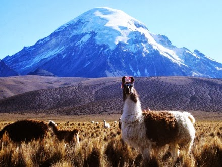 Turismo en Oruro, Bolivia