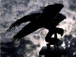 Un ángel en la oscuridad