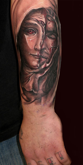 Gandalf Tattoo Lord Of The Rings