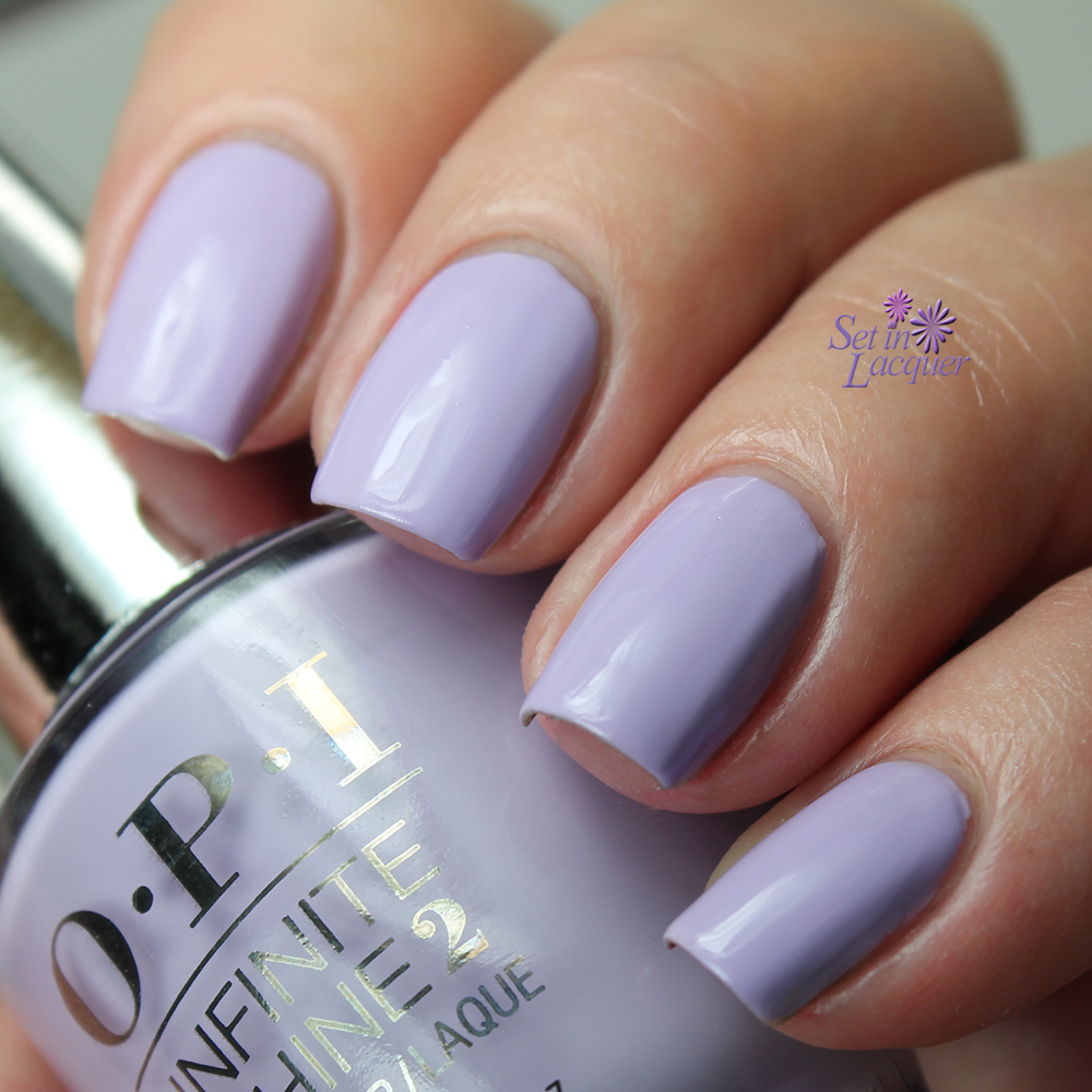 OPI Infinite Shine - In Pursuit of Purple