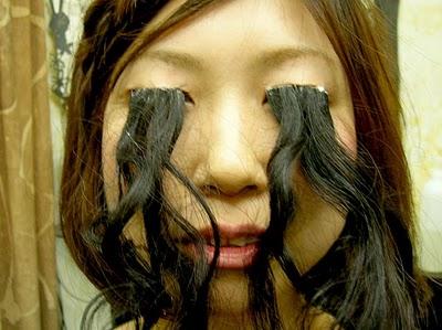 World's Longest Eye Lashes