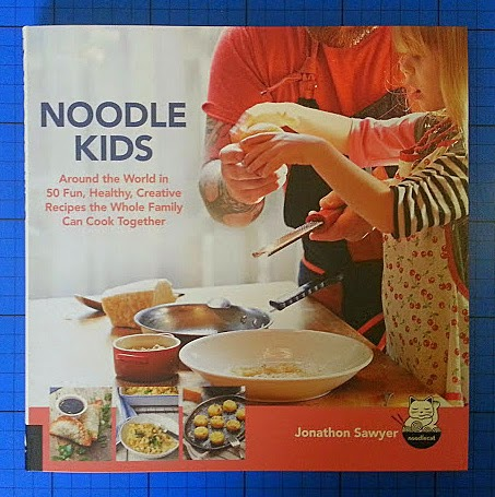 Noodle Kids pasta cookery book review