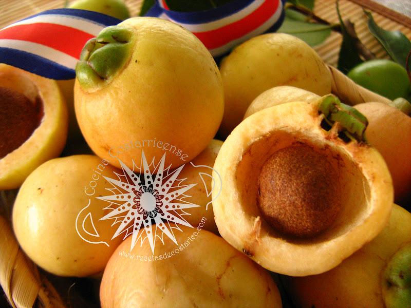 Cocina Costarricense: manzana rosa