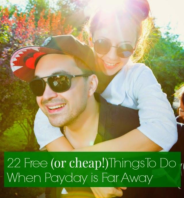 ideas for cheap fun