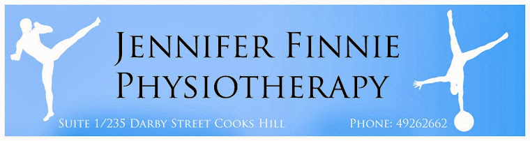Jennifer Finnie Physiotherapy and Pilates Cooks Hill Newcastle