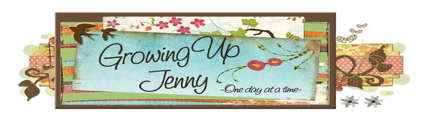Growing Up Jenny