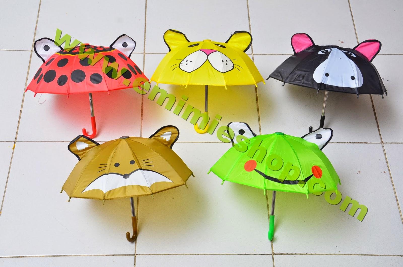 Payung Kecil Unik