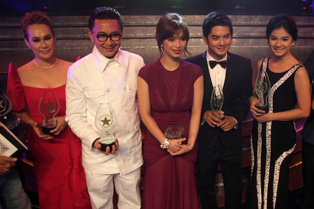 29th PMPC Star Awards for Movies Winners List