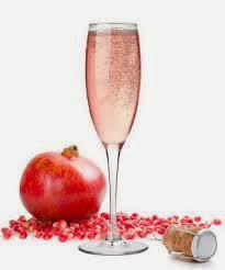 Prosecco & Pomegranate
