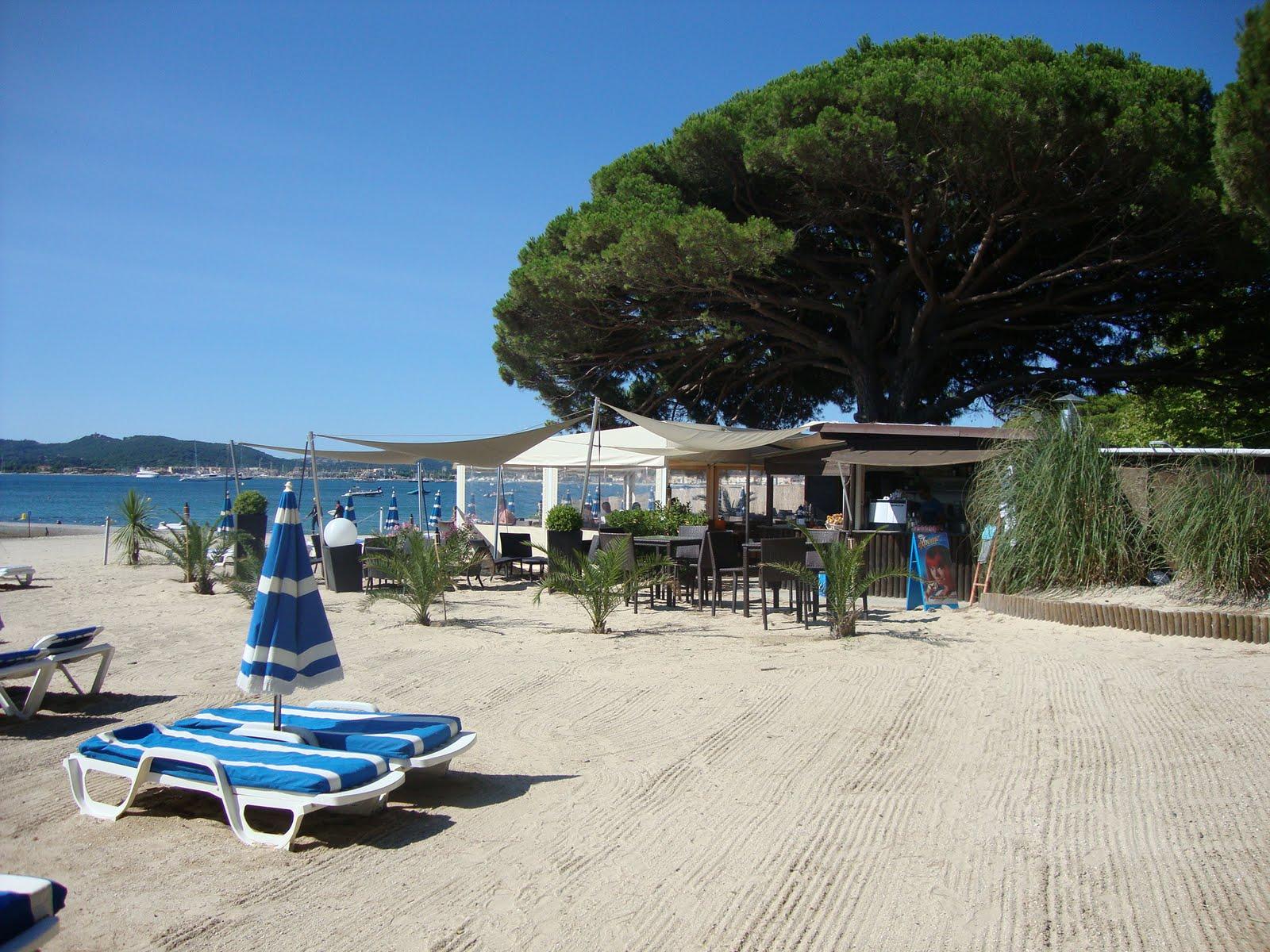 Beauvallon port grimaud par la plage location villa beauvallon entre ste maxime et port - Les jardins de la mer grimaud ...