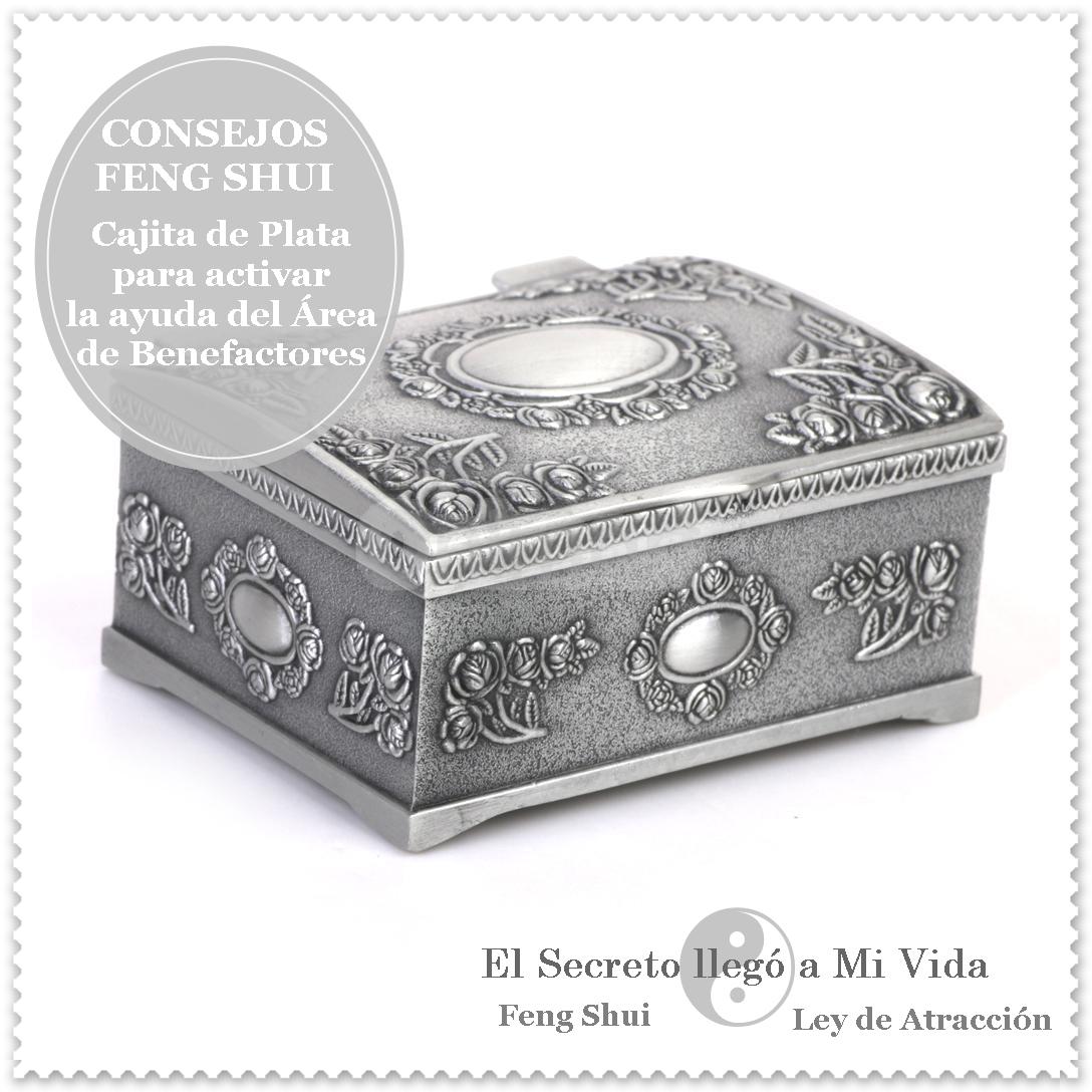 Fengshui y la cajita de plata - Feng shui para la salud ...