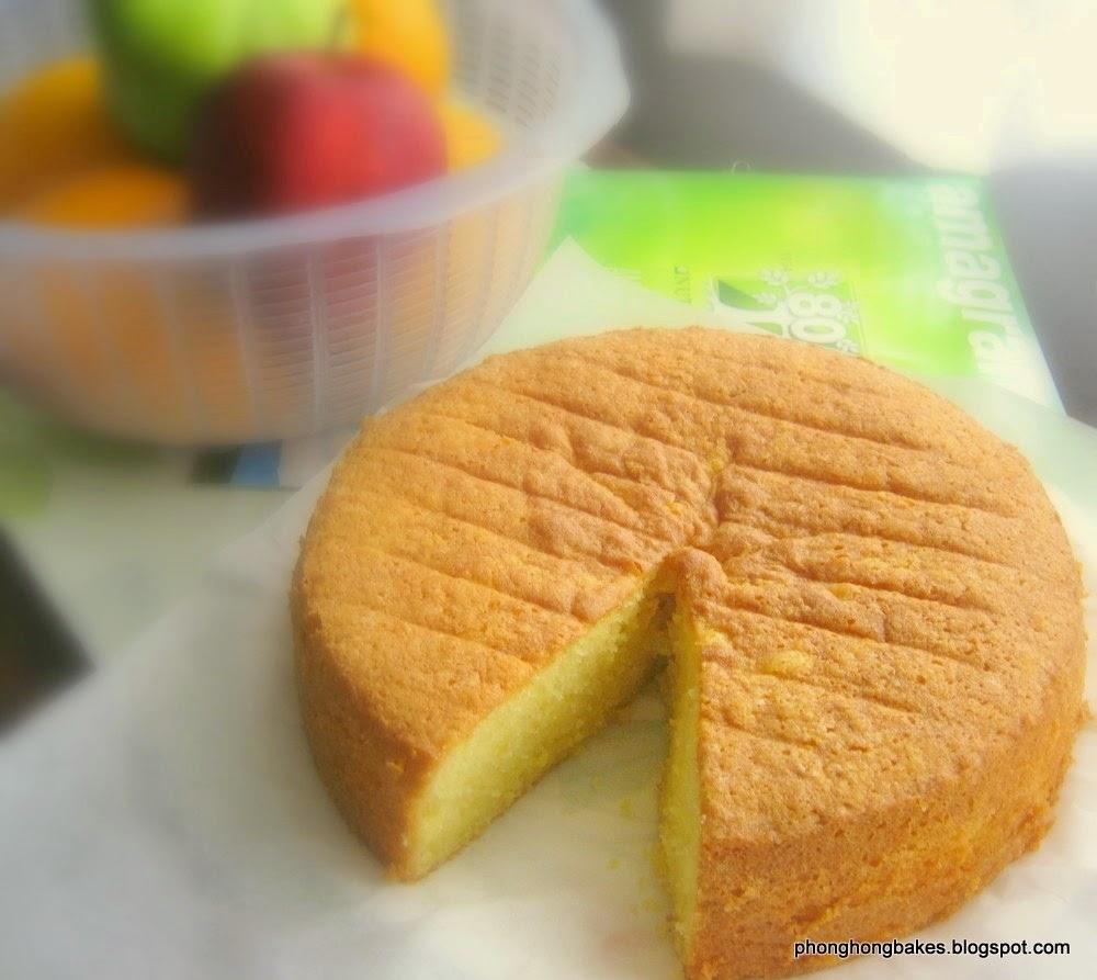 Perfect moist butter cake recipe