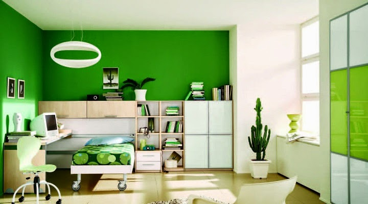Marzua consejos para pintar paredes con colores oscuros o - Consejos para pintar paredes ...