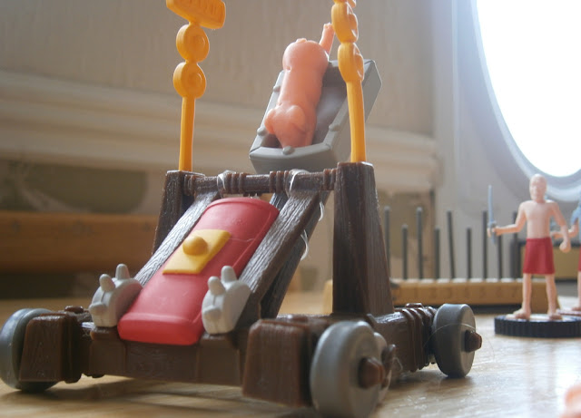 horrible histories toy catapult
