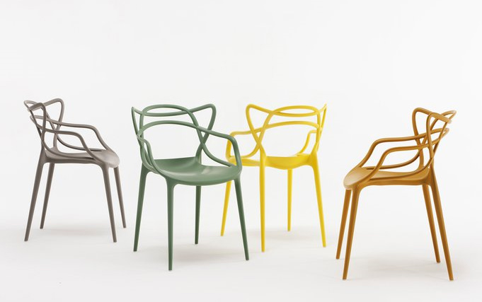 Silla masters de philippe starck para kartell blog arquitectura y dise o - Silla philippe starck ...
