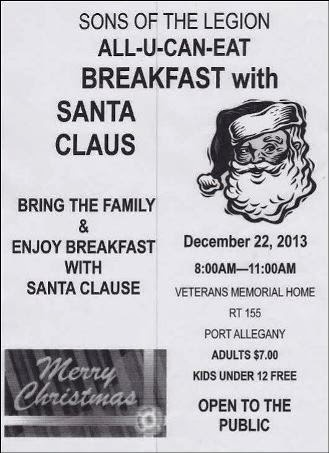 12-22 Breakfast With Santa
