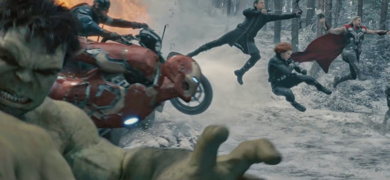 Vingadores: Era de Ultron não terá cena pós-crédito + Veja vídeo inédito dos bastidores