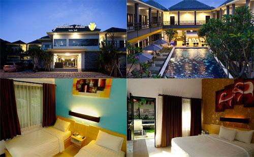 Palloma Hotel Kuta Bali