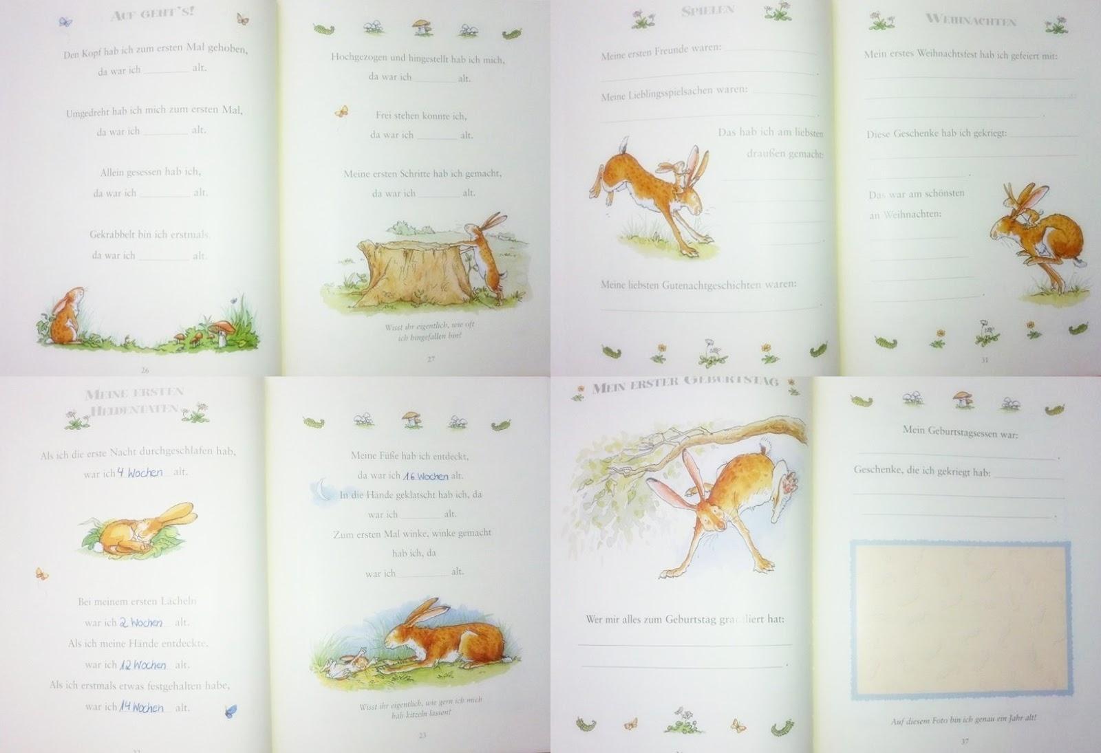 Wunderbar Baby Buch Vorlagen Fotos - Entry Level Resume Vorlagen ...