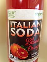 Organic Italian Soda