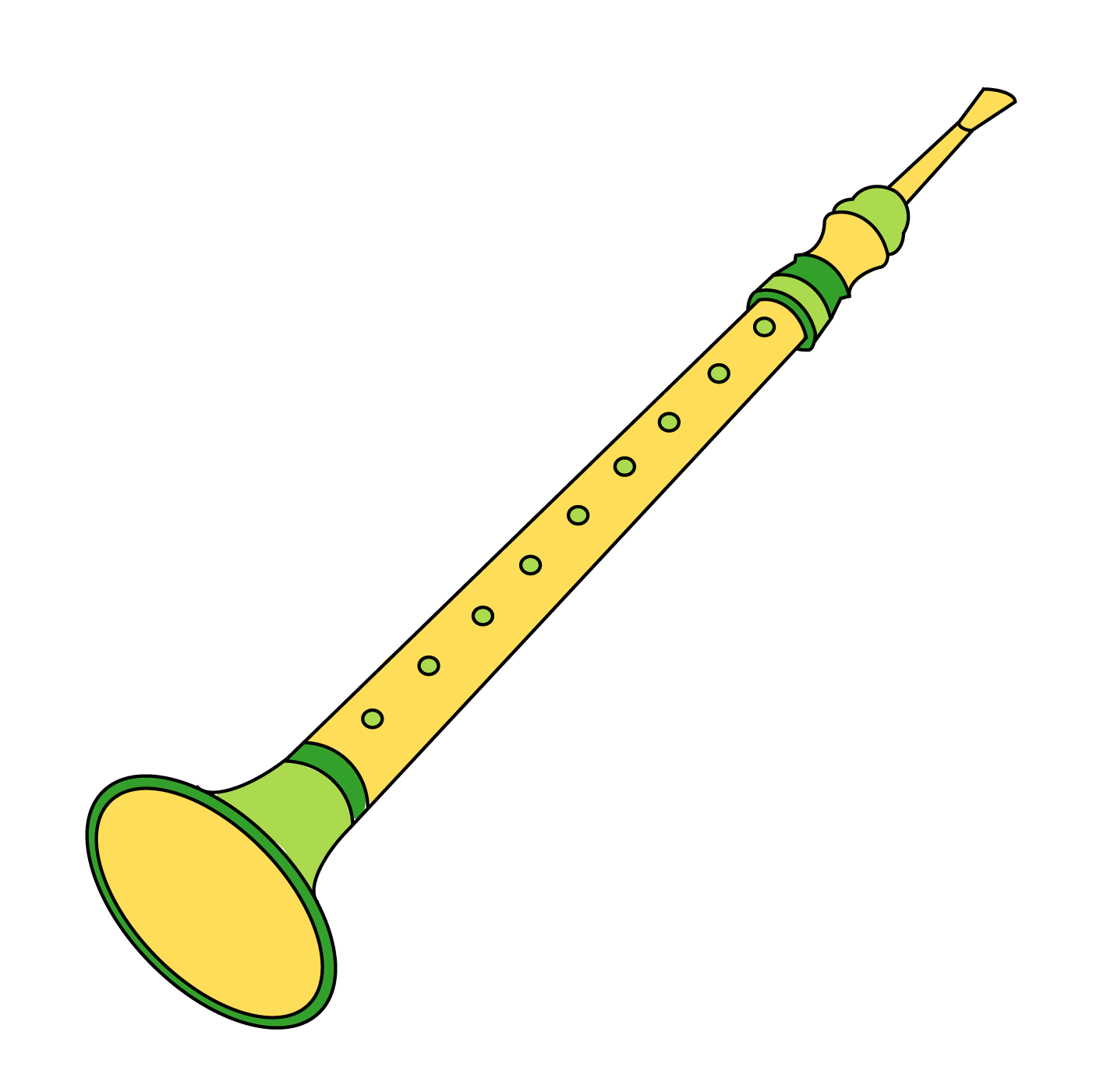 Research project: January 2013 Nadaswaram Instrument Clipart