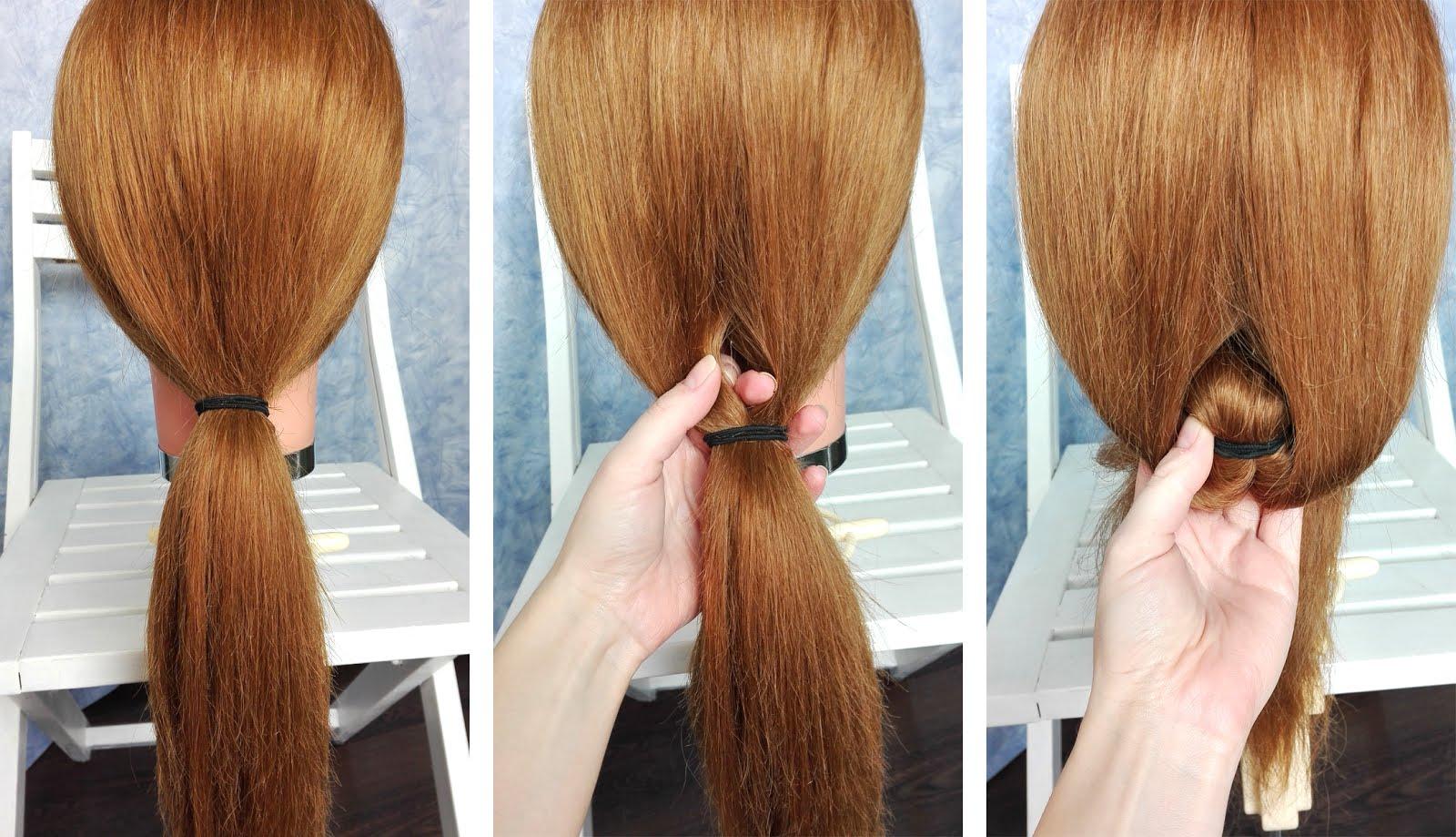 Szybki Koczek Na Co Dzień Krok Po Kroku Hair By Jul Fryzury Krok
