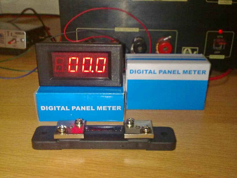 AMPERE METER (NO BOX)