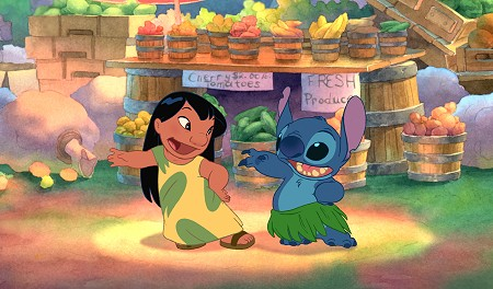 lilo & stitch dance