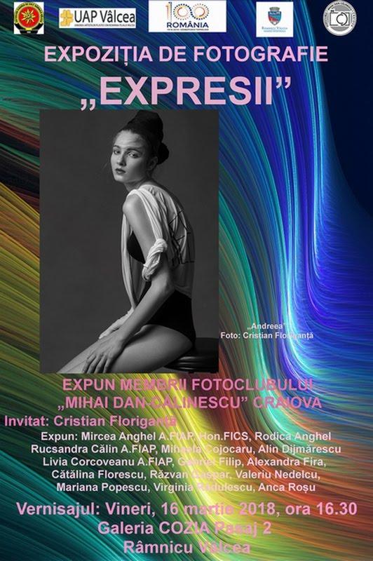 EXPRESIi - expozitie fotoclub Mihai Dan-Călinescu  - Craiova