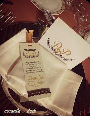 agradecimientos boda