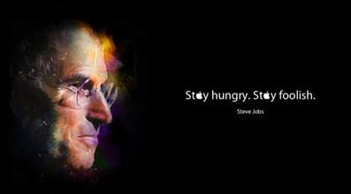 Kata mutiara bahasa inggris Steve Jobs Inspiratif dan artinya