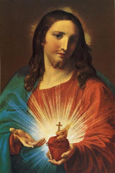 O Sacred Heart, make my heart like unto thine!
