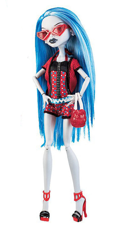 Voicething More Human Than Human Ghoulia Yelps Character