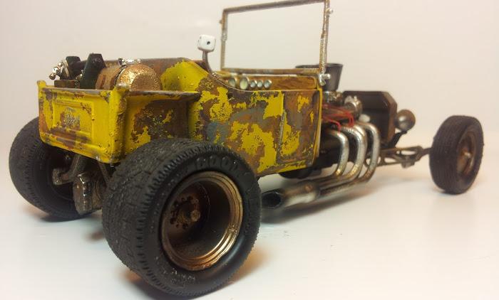 Ford T-Bucket 1925 Rat Rod 20150712_001849