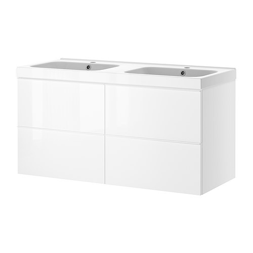 Ikea Galant Birch Veneer Desk ~ thinking of using this base cabinet for the nook with the Abstrakt