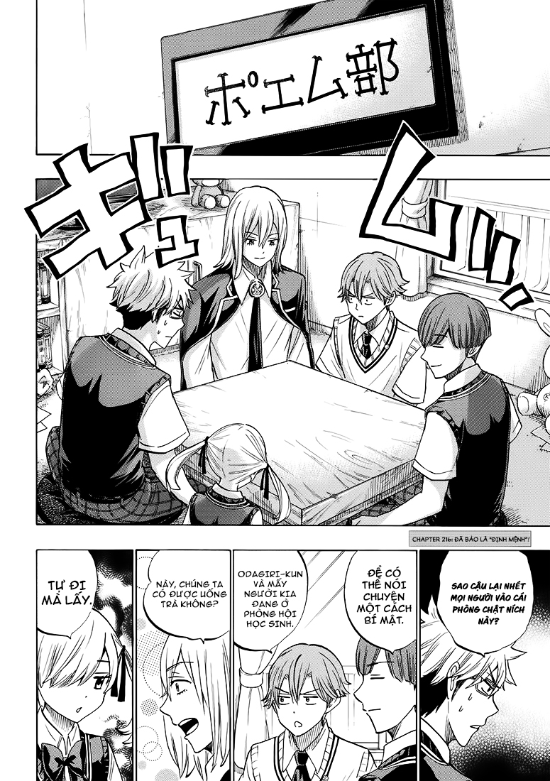 Yamada-kun to 7-nin no majo chap 216 page 4 - IZTruyenTranh.com