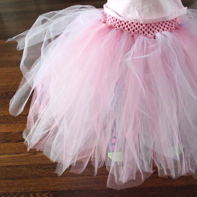 Rachael Rabbit  Tutu Tutorial (Part 2)  No Sew Tutu using Crochet Elastic  Ribbon 331704556f4
