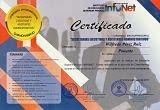 "Expositor de la conferencia ""Etiqueta Ejecutiva"" - Instituto INFONET -Chanchamayo 2017"