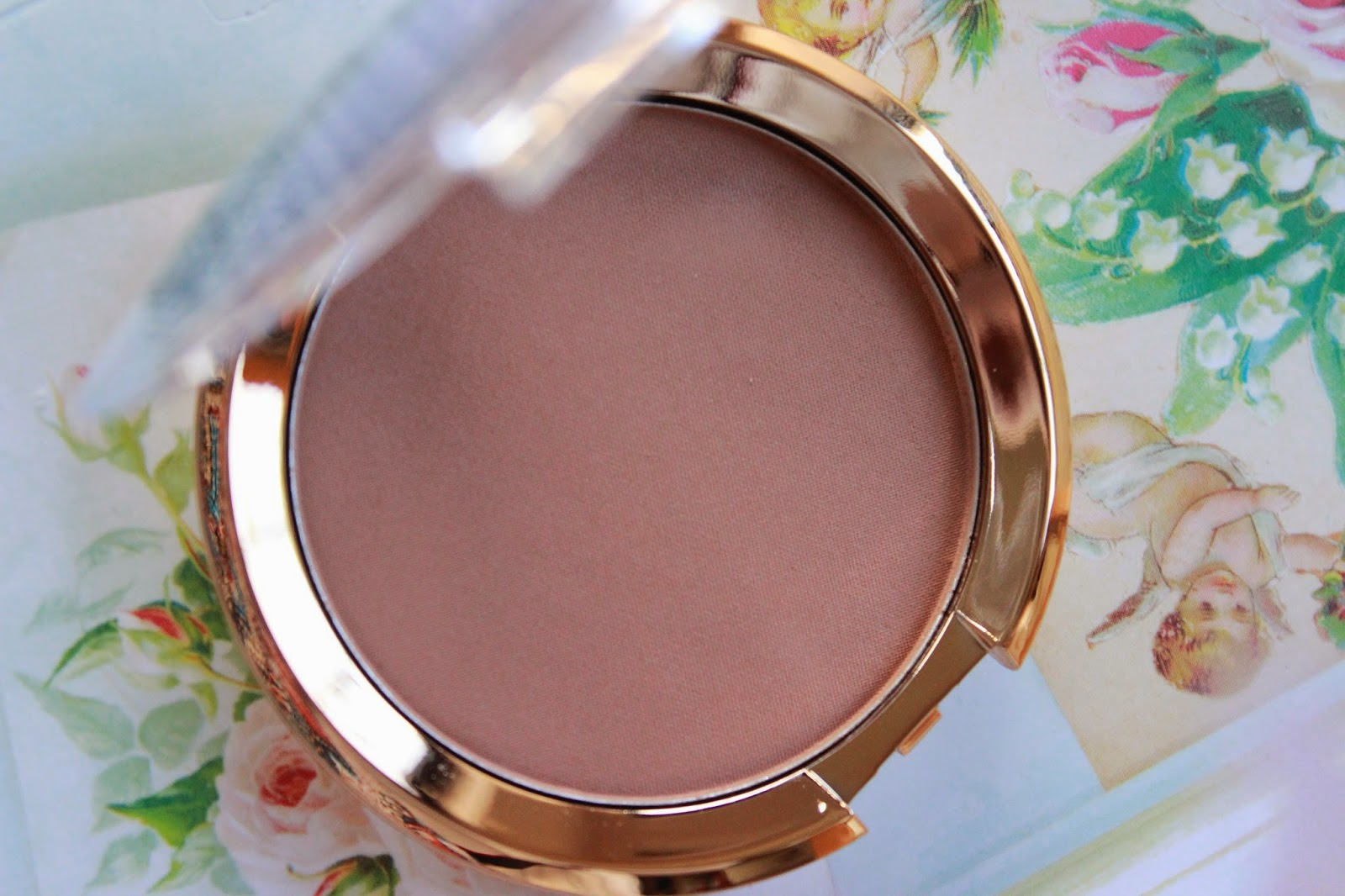 review swatches h&m bronzing powder gorgeous tan