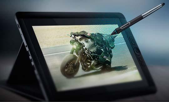Cintiq Companion, nuevas pantallas digitales de Wacom