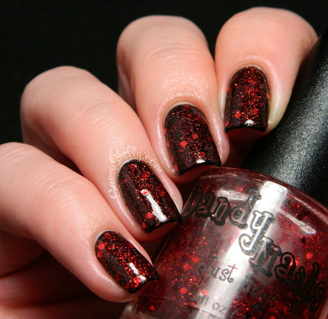 Dandy Nails Just Hugs indie nail polish swatch