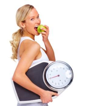 mujer dieta