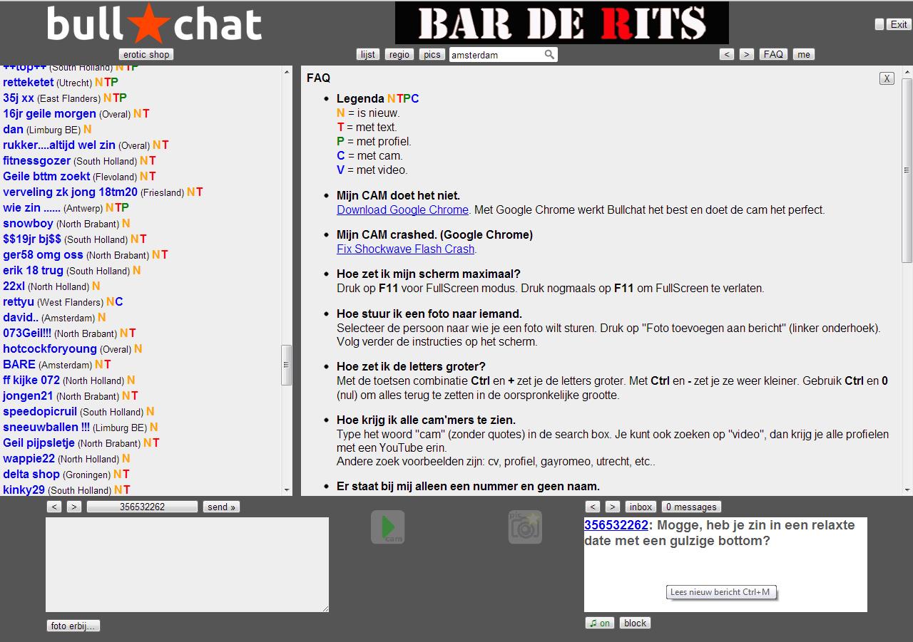 seksadressen nl gratis seks chat