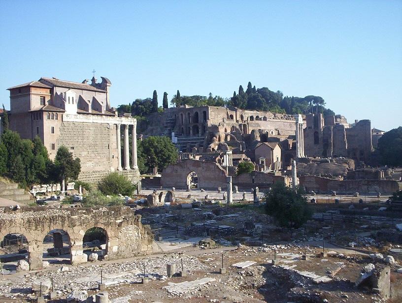 Forum-Romanum-Rome-Italy-2006-Sealiberty