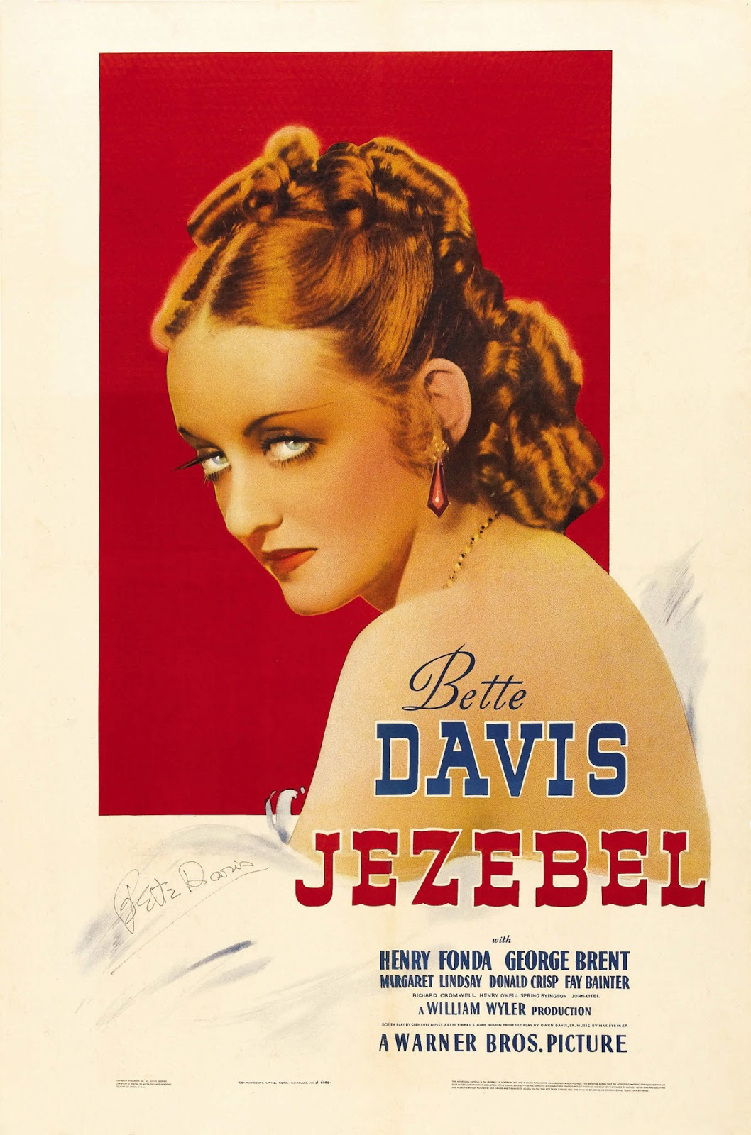 jezebel 1938 a march through film history