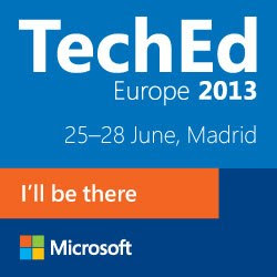 TechEd2013