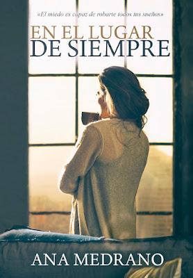 LIBRO - En el lugar de siempre  Serie: Nena Castelao #2 Ana Medrano (Julio 2015) NOVELA | Edición papel & ebook kindle Comprar en Amazon