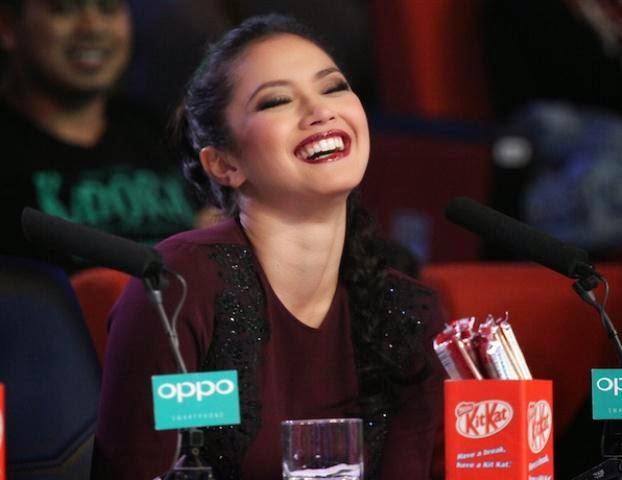 MLM2014 : Fazura Anggap Tindakan Zizan Mencelah Tak Wajar, info, terkini, hiburan, sensasi, gosip, kontroversi, zizan razak, fazura